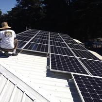 9kW Metal Roof in Sebastopol