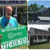 James' 9.45 kW PV System in Middletown, NJ