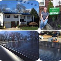 Nadine's 9.88 kW PV System in Jackson, NJ