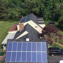 Solar PV Roof Mount