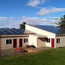 REsidential Solar PV Roof Mount NY