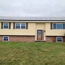 Fairfield NY - Residential Solar PV
