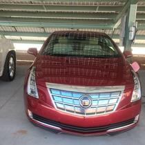 Cadillac ELR charging straight from the sun