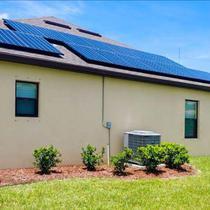 Polk Co Solar Install