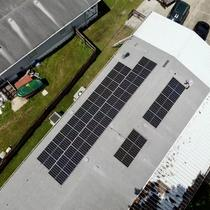 Solar Panel Installation in Clearwater, Fl - YES, we do mobile homes!