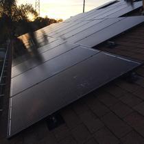 Solar Panel Install in progress in Wesley Chapel, FL