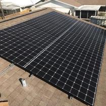 LG330 Watt Solar Panels in Largo, FL