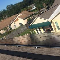 Solar Panel Installation in Lutz, Fl