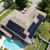 Solar Panel Installation in Trinity, Fl