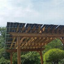 Solar Pergola