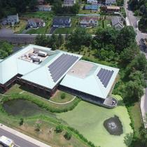 Greenburgh Town Hall-Aerial 1