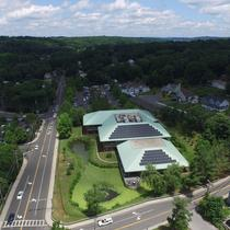 Greenburgh Town Hall- Aerial 2