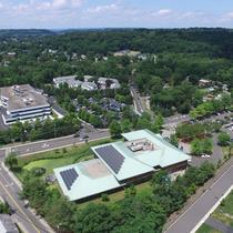 Greenburgh Town Hall- Aerial 3