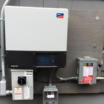 SMA Inverter w/ Secure Power Supply