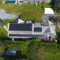 11.2kW Residential Installation on Nantucket