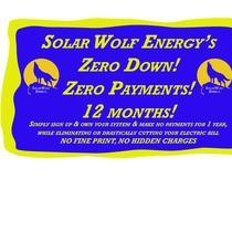 Solar Wolf Energy Sale