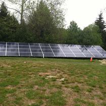 12kw Ground Array
