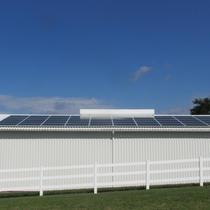 14kw Roof Array