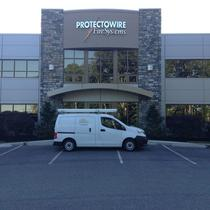 Protectowire, Pembroke, MA, System Size: 92.485 KW Ballasted Roof Mount