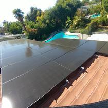 Woodland Hills residential solar installation installation