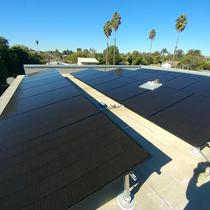 Commercial Install in Simi Valley