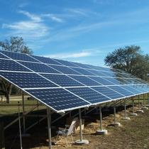 Awsome Ground Mount Solar PV System