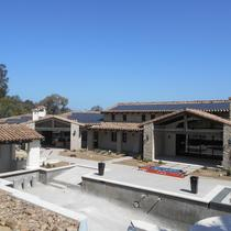 New construction in Rancho Santa Fe