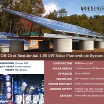 Off Grid Solar Installations