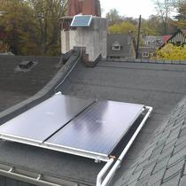 Solar Water Heater in Philadelphia