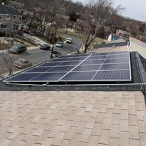 March 2019-Silver Spring, MD-Abraha's residence  Solar Energy System
