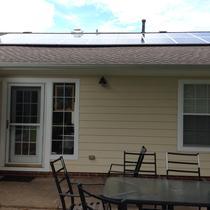 Charlotte Solar House