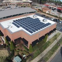 Commercial Solar Cornelius NC