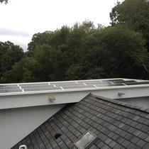 Charlotte NC Solar House