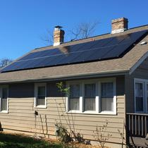 Asheville Solar House