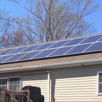 5kW installed in 2013 Reidsville NC
