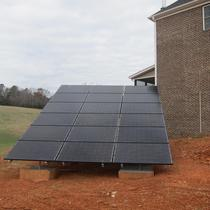 Grid Tied Battery Back up in Mt. Pleasant NC