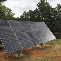 Spartanburg SC Solar Array