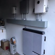 SolarEdge LG Chem Install