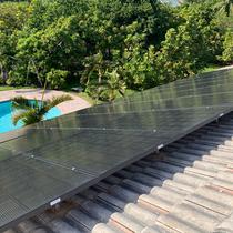 Full Black Solar Panels by NRGWonder