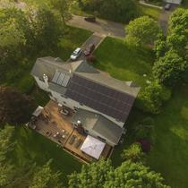 Thermal and P.V. Project Located in Smithtown, NY