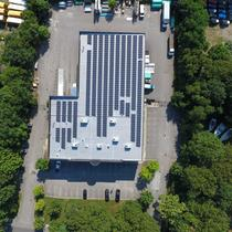 155 kW Commercial Installation Located In St. James, NY