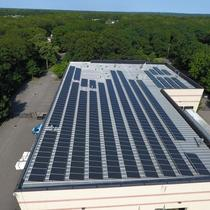 155 kW Commercial Installation Located In St. James NY