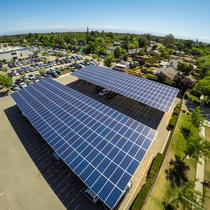 Bridge Church Fresno Solar Carport Installation