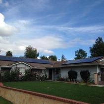 Basa Residence, Orange County, CA 7.02 kW Solar System