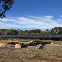Focht Residence Rancho Santa Fe, CA 43 kW Ground Mounted Solar System