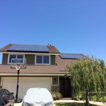 Knutson Residence San Juan Capistrano, CA 8.75 kW Solar System