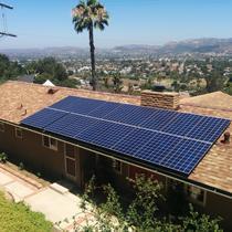 Lopez Solar System 4.68 kW, Escondido, CA
