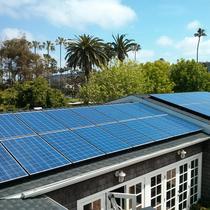 Moses Residence, La Jolla, CA 8.25 kW Solar Symphony