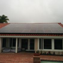 Boyd Residence Laguna Niguel, CA. 12 kW Solar System