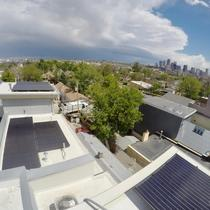 23kW Town home project in Denver, CO